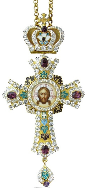 Pectoral chest cross no.164