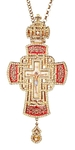 Pectoral chest cross no.183a