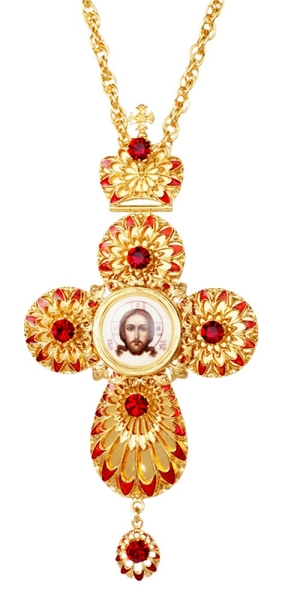 Pectoral chest cross no.19