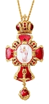 Pectoral chest cross no.23