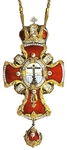 Pectoral chest cross no.23a