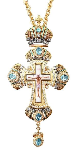 Pectoral chest cross no.28