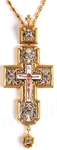 Pectoral chest cross no.35