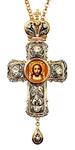 Pectoral chest cross no.45a