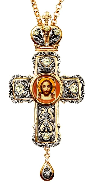 Pectoral chest cross no.45a