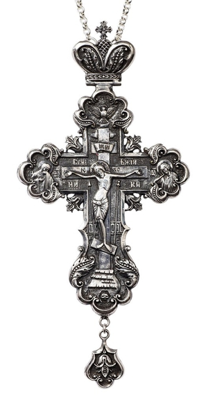 Pectoral chest cross no.50