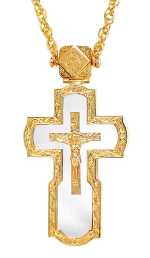 Pectoral chest cross no.62