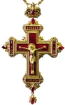 Pectoral chest cross no.78