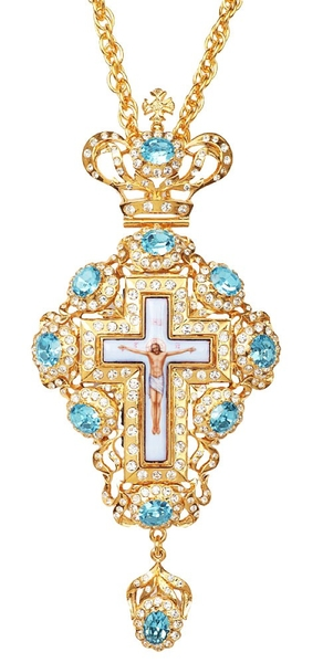 Pectoral chest cross no.83
