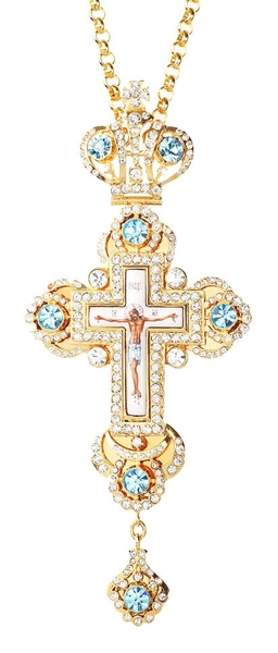 Pectoral chest cross no.84