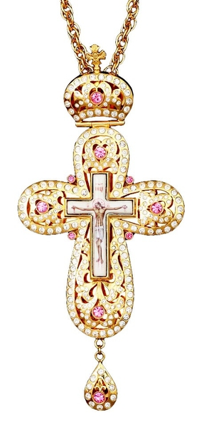 Pectoral chest cross no.91