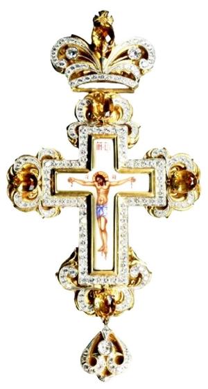 Pectoral chest cross no.94