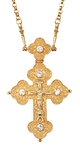 Pectoral chest cross no.95