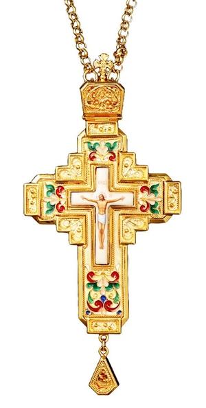 Pectoral chest cross no.98