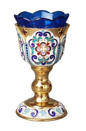 Vigil lamps: Table oil lamp - 79
