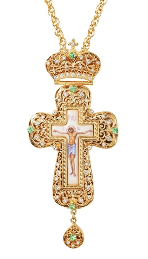 Pectoral chest cross no.69
