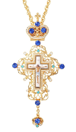 Pectoral chest cross no.88