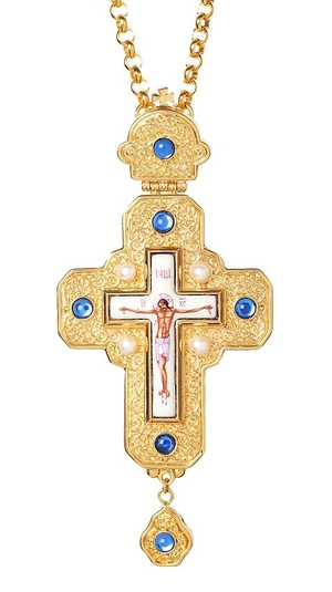 Pectoral chest cross no.177a