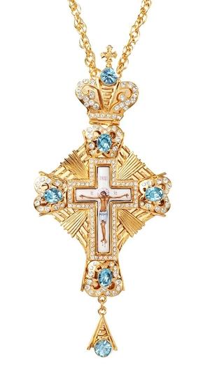 Pectoral chest cross no.178