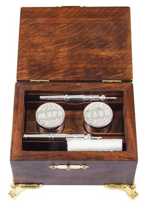 Baptismal box - 5