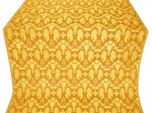 Chalice metallic brocade (yellow/gold)