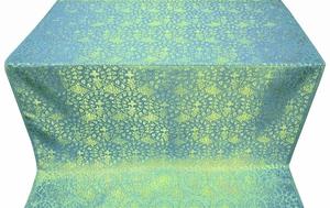 Theophania metallic brocade (blue/gold)