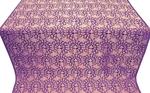 Theophania metallic brocade (violet/gold)