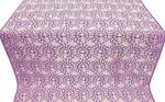 Theophania metallic brocade (violet/silver)