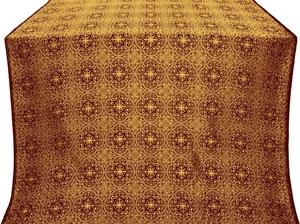 Shouya metallic brocade (claret/gold)