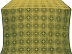 Shouya metallic brocade (green/gold)