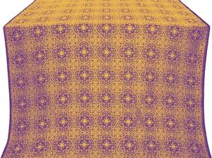 Shouya metallic brocade (violet/gold)