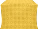 Shouya silk (rayon brocade) (yellow/gold)