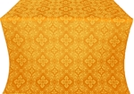 Rostov silk (rayon brocade) (yellow/gold)