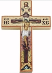 Blessing crucifixion - 9