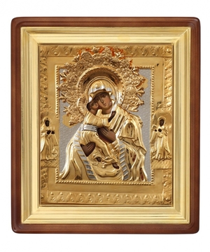 Religious icons: Most Holy Theotokos of Vladimir - 12
