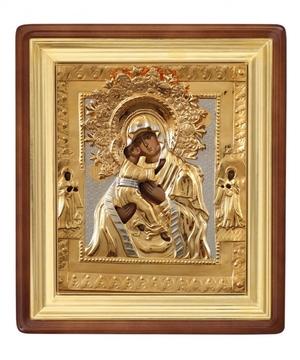 Religious icons: Most Holy Theotokos of Vladimir - 12