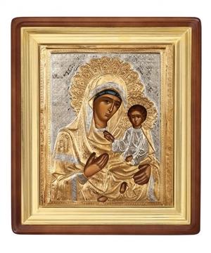 Religious icons: Most Holy Theotokos of Tikhvin - 5