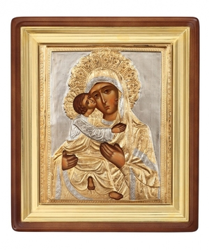 Religious icons: Most Holy Theotokos of Vladimir - 13