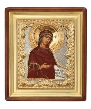 Religious icons: the Most Holy Theotokos