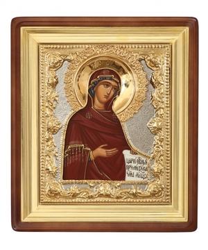 Religious icons: the Most Holy Theotokos