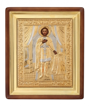 Religious icons: Holy Right-Believing Great Prince Alexandr of Neva - 5