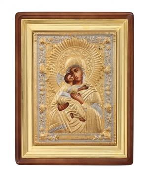 Religious icons: Most Holy Theotokos of Vladimir - 14