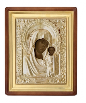 Religious icons: Most Holy Theotokos of Kazan - 14