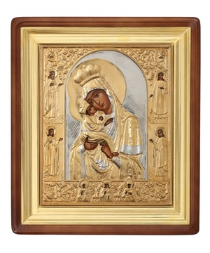 Religious icons: Most Holy Theotokos of Pochaev - 5
