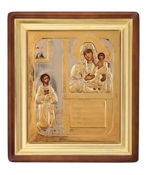 Religious icons: Most Holy Theotokos the Unexpected Joy - 4