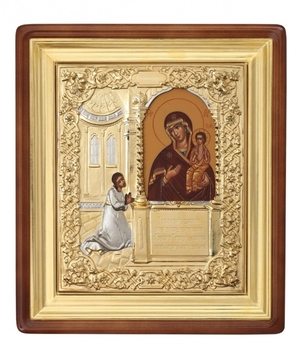 Religious icons: Most Holy Theotokos the Unexpected Joy - 5