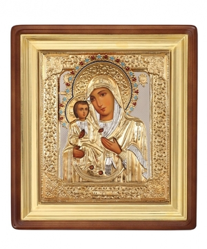 Religious icons: Most Holy Theotokos the Three Hands - 3