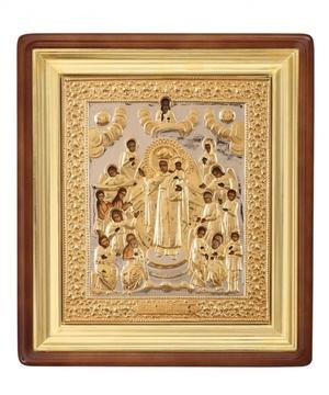 Religious icons: Most Holy Theotokos the Joy of All Who Sorrow - 7