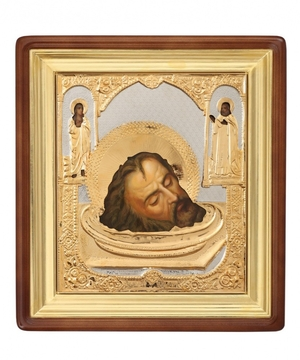 Religious icons: Beheading of St. John the Baptist - 3