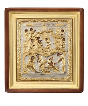 Religious icons: Nativity of Christ - 3